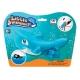 Маленькая плавающая акула